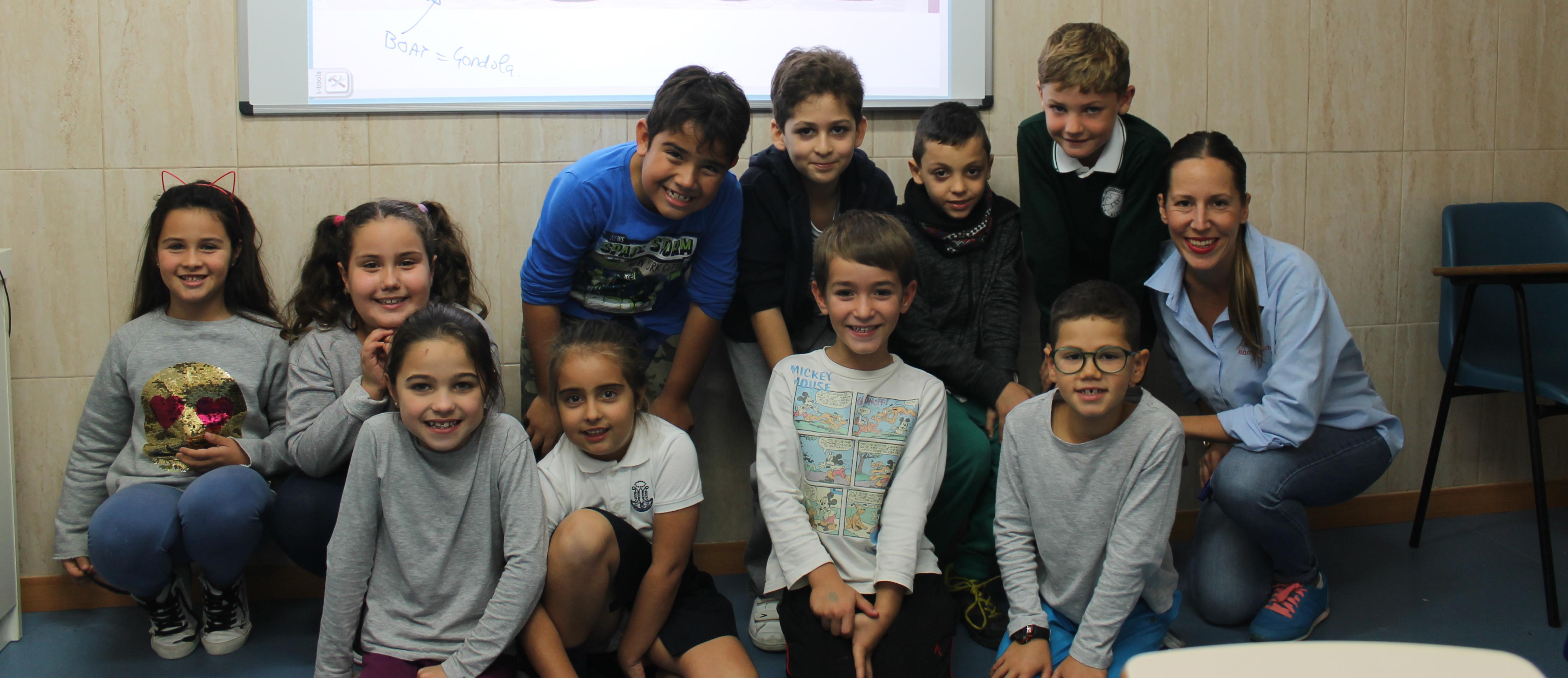 Cursos de ingles niños y adolescente Algeciras y La Linea