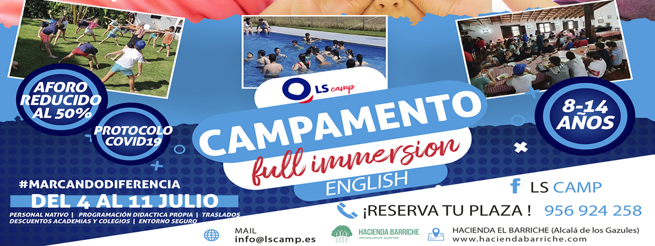 Campamentos Inglés